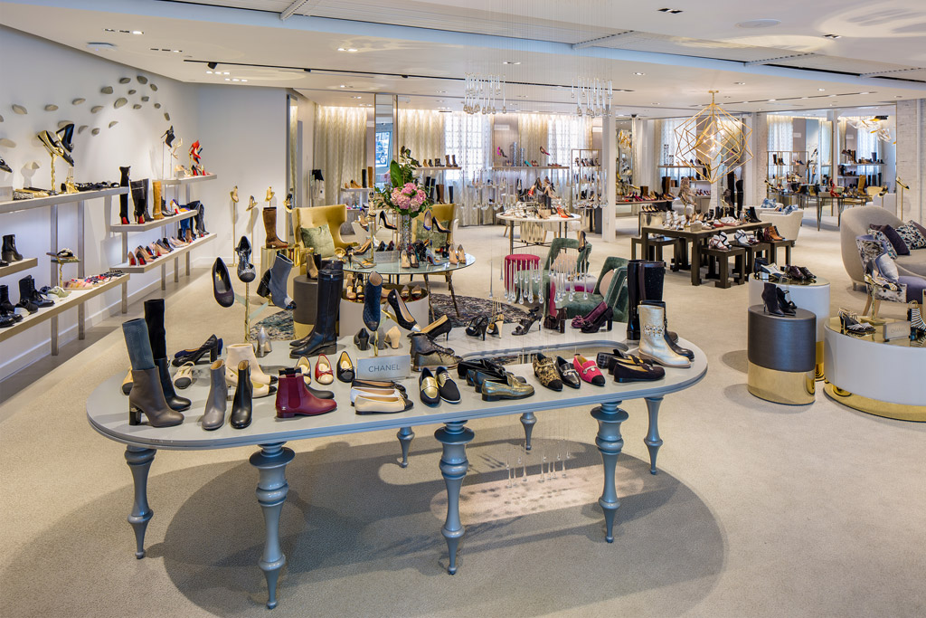 Saks Fifth Avenue Unveils Its First
