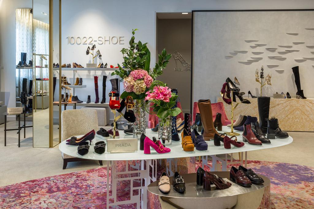 Saks Fifth Avenue Greenwich Shoe Store