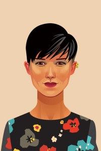 Sandra Choi of Jimmy Choo