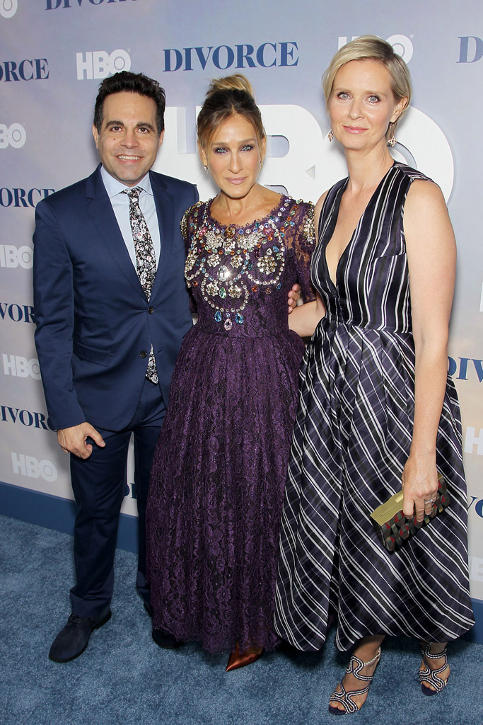 Sarah Jessica Parker Divorce Premiere
