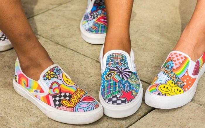 sneakers by jordana