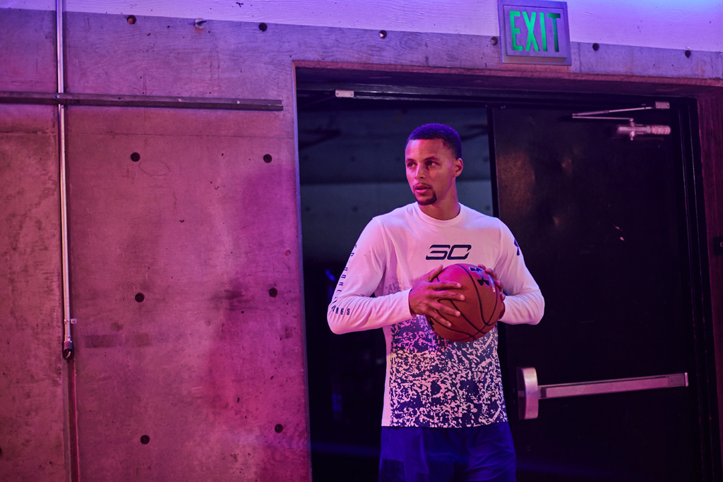 Stephen Curry Make That Old Under Armour