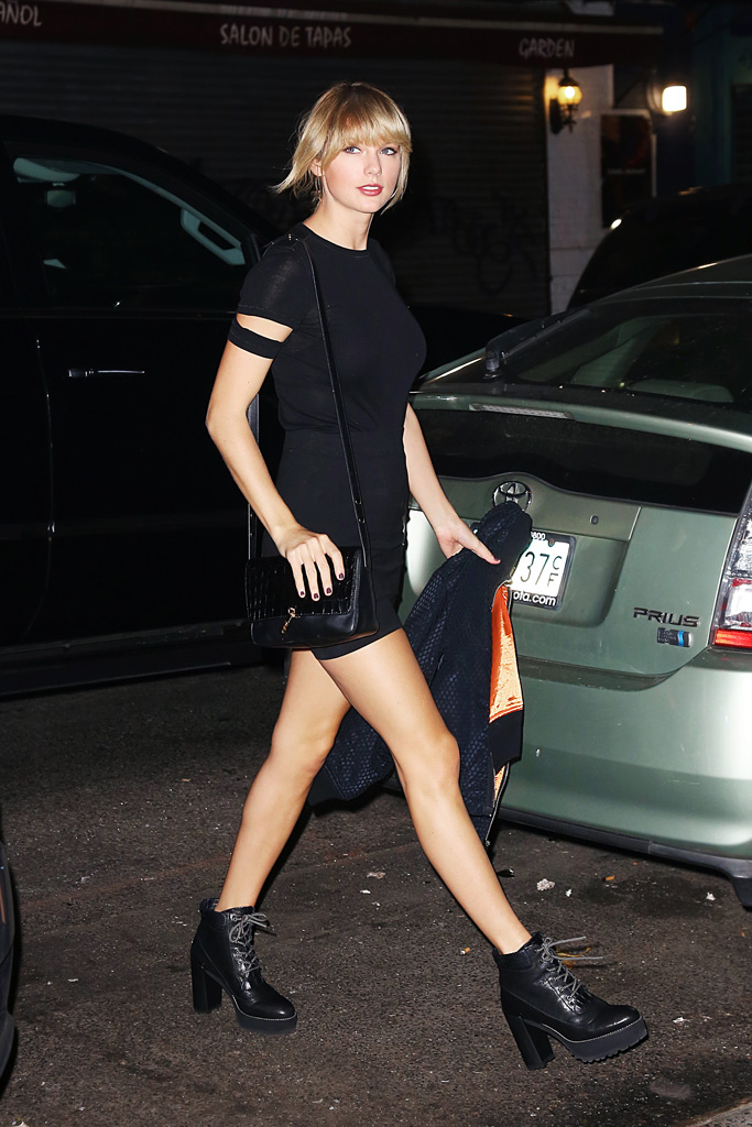 Taylor Swift Shoe Style