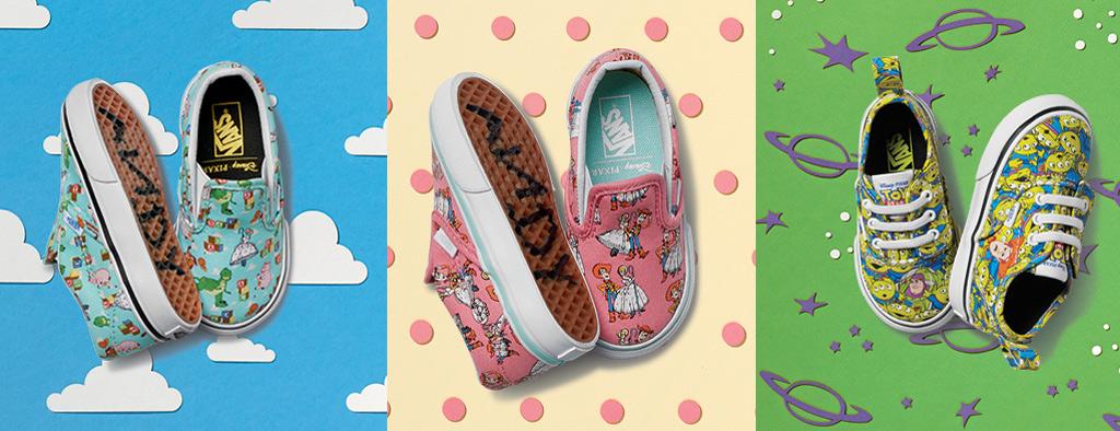 Vans Toy Story Sneakers