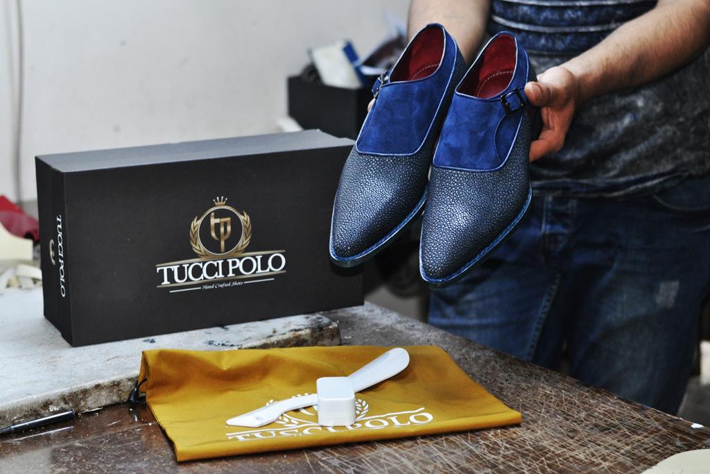 TucciPolo handmade shoes