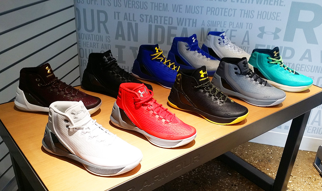 What Under Armour's Latest Partnerships
