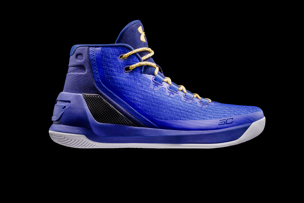 Under Armour Curry 3 Dub Nation Heritage