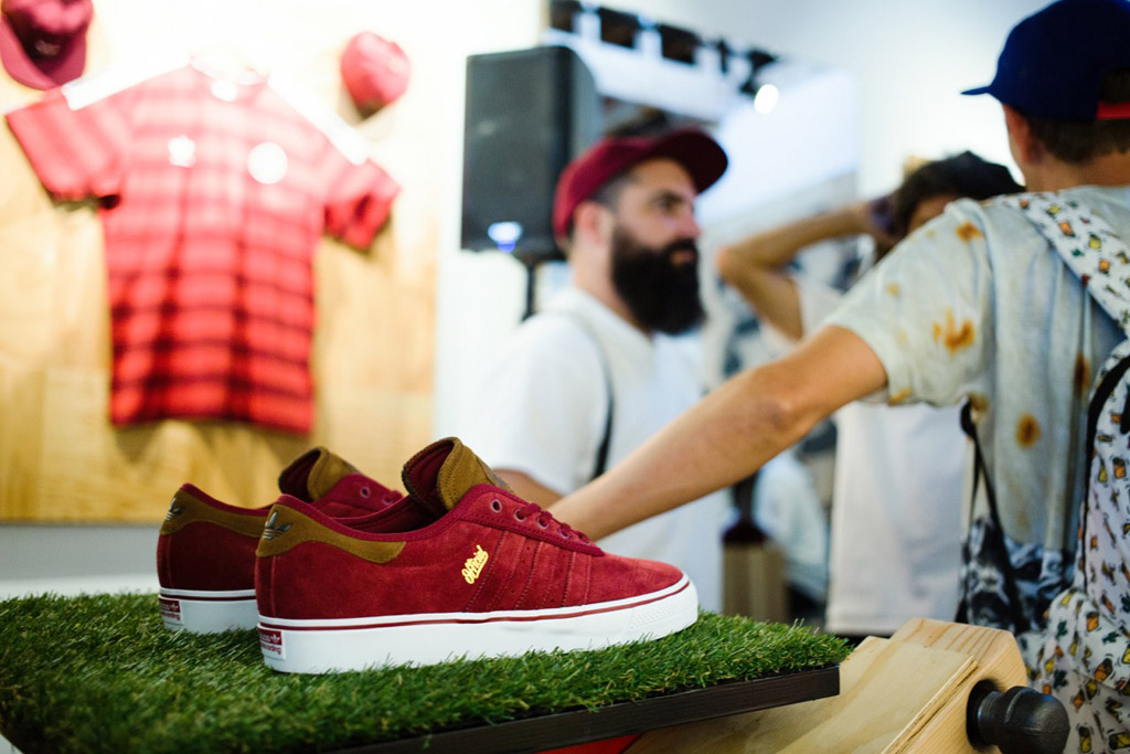 adidas skateboarding official shoes