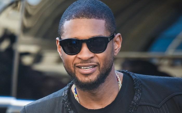 Usher Chanel Spring 2017 Show