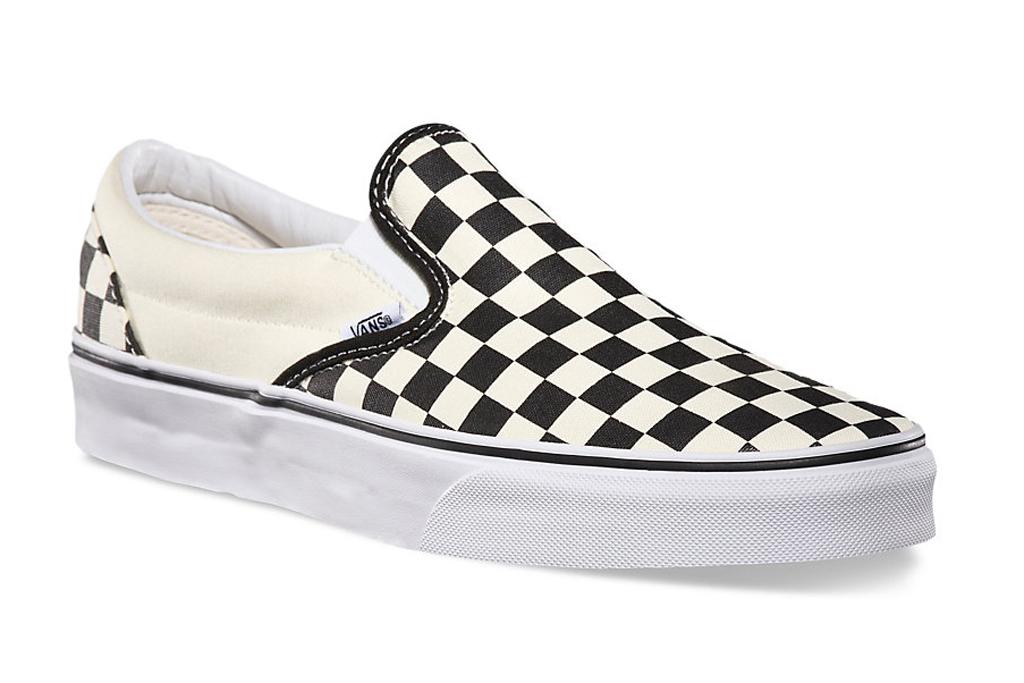 Vans Checkerboard Sneakers