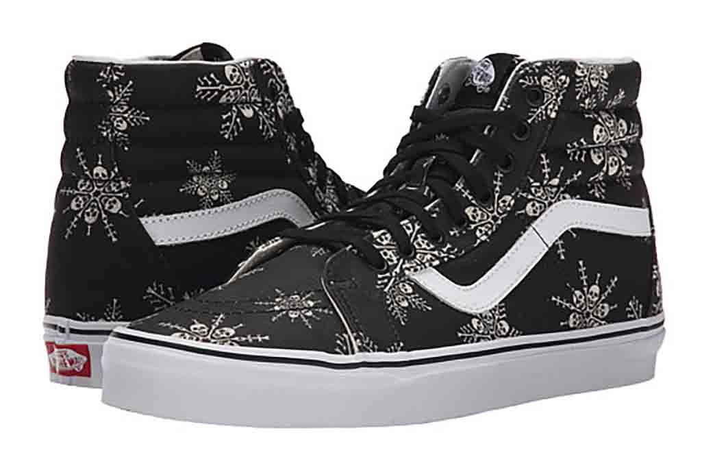 Day of the Dead Skull Shoes
