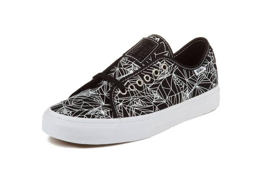 Vans men's spider web lace-up sneaker