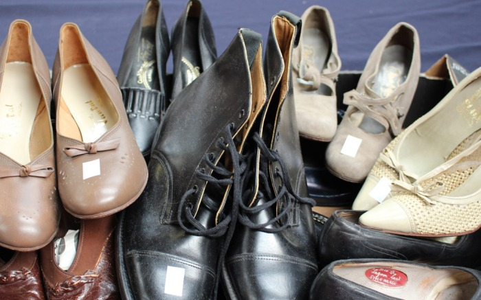 Mansfield Auction Shoes