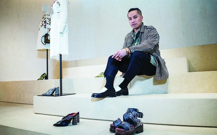 Phillip Lim Talks Footwear Expansion