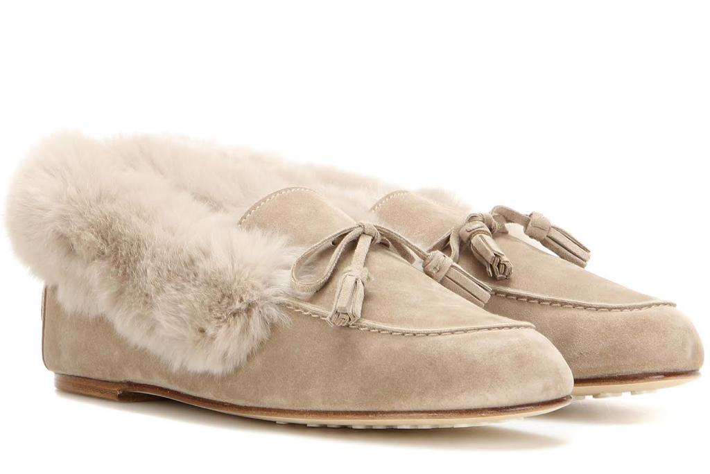 Loro Piana slippers