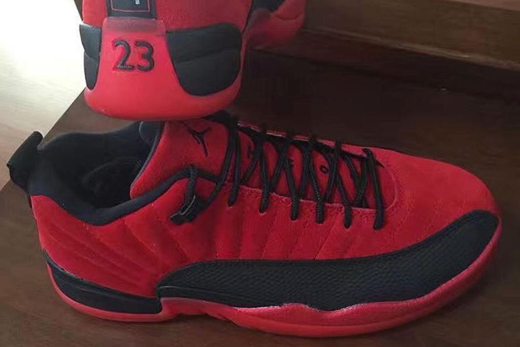 """Air Jordan 12 Low """"Raging Bull"""""""