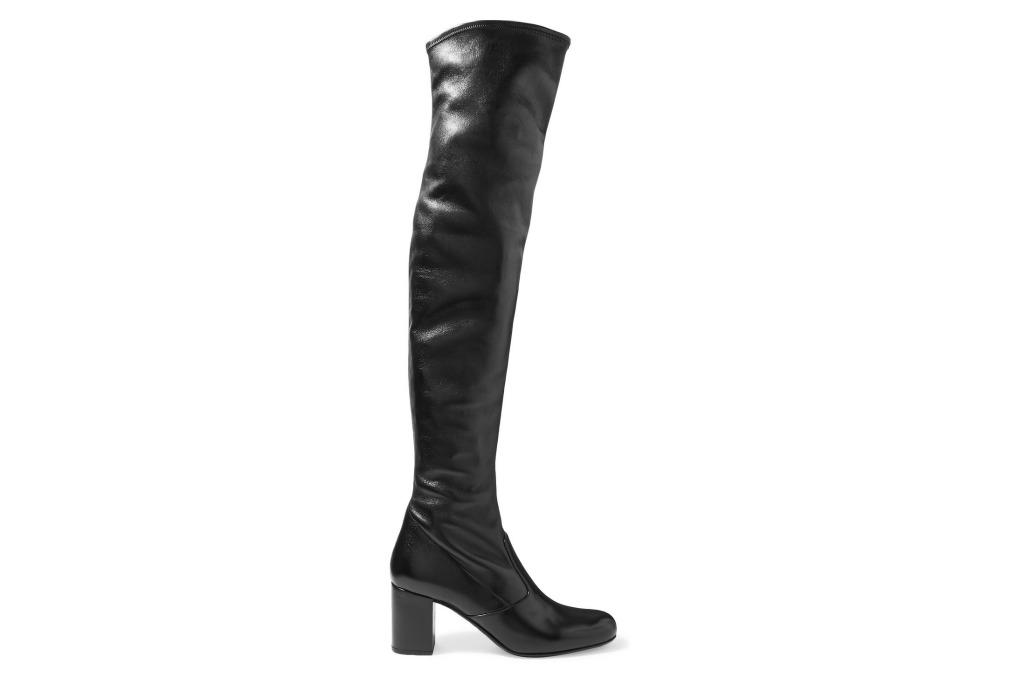 Saint Laurent Over-the-Knee Boots
