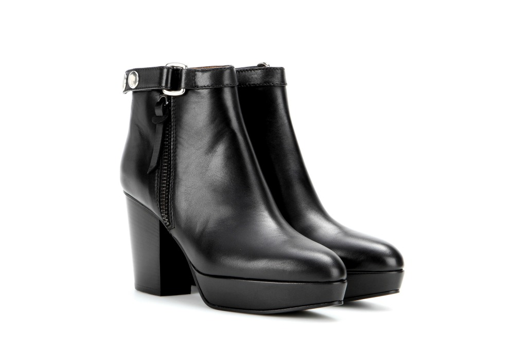 Acne Ankle Boot