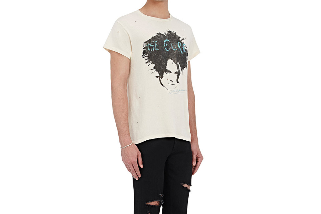 Madeworn Distressed The Cure T-Shirt