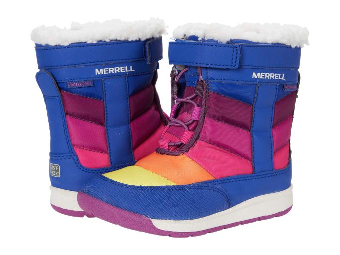 Merrell Alpine Puffer Jr Snow Boot