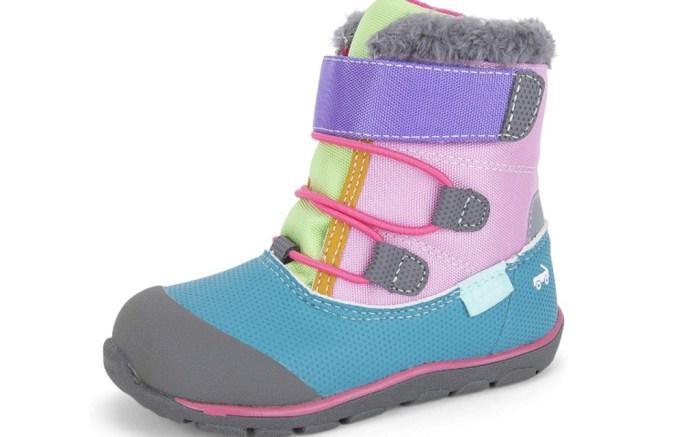 See Kai Run Gilman WP Boot