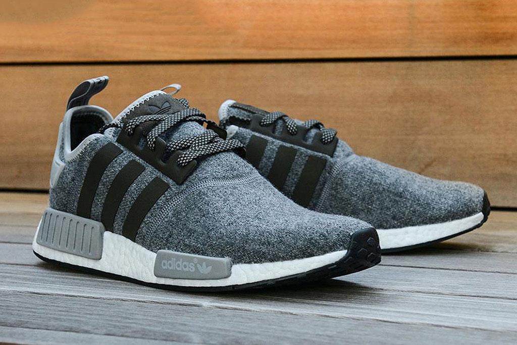 Adidas NMD Wool Pack