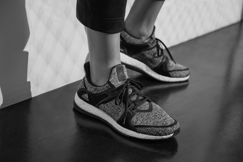 Adidas Athletics Reigning Champ PureBOOST X Trainer