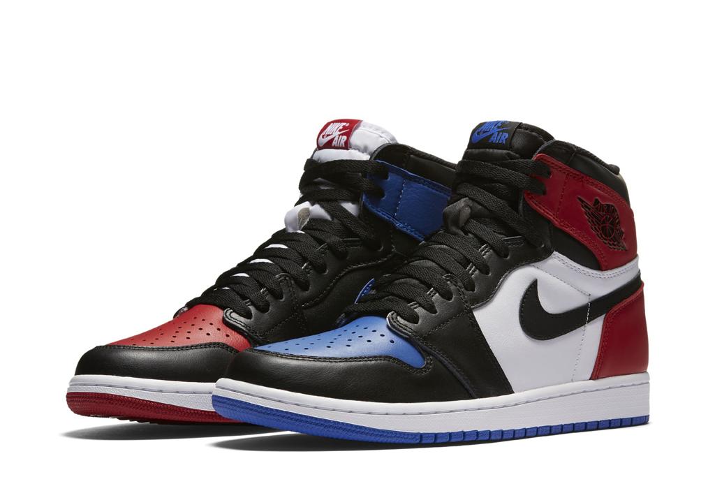 """Air Jordan 1 High """"Top Three"""""""