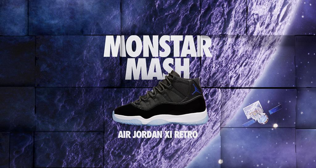 Air Jordan 11 Retro Space Jam
