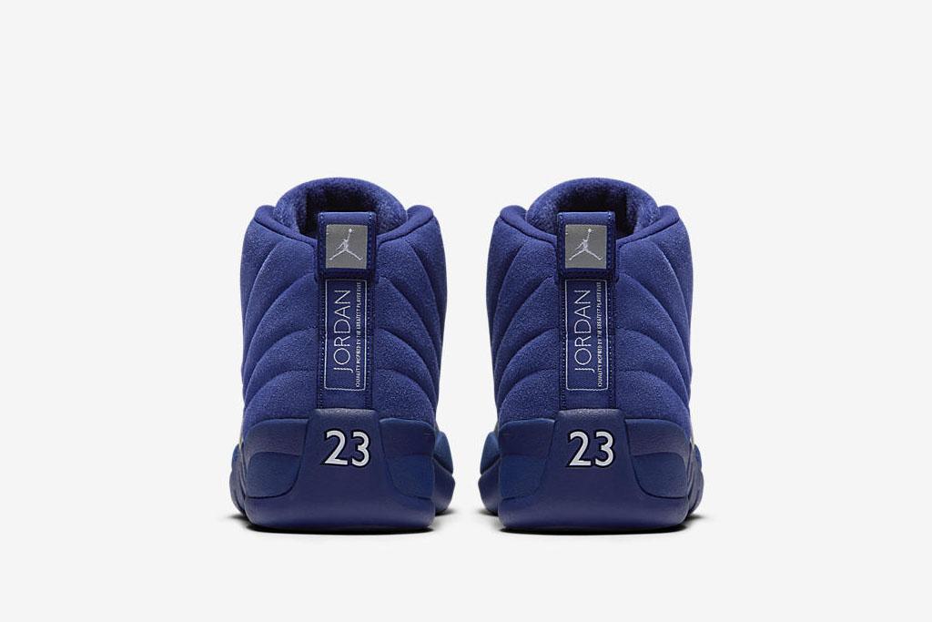 """Air Jordan 12 """"Deep Royal Blue"""""""