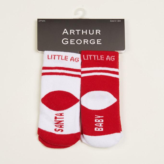 arthur george socks