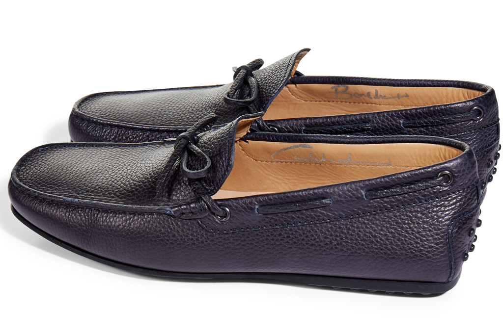 Benedict Cumberbatch Tod's loafers