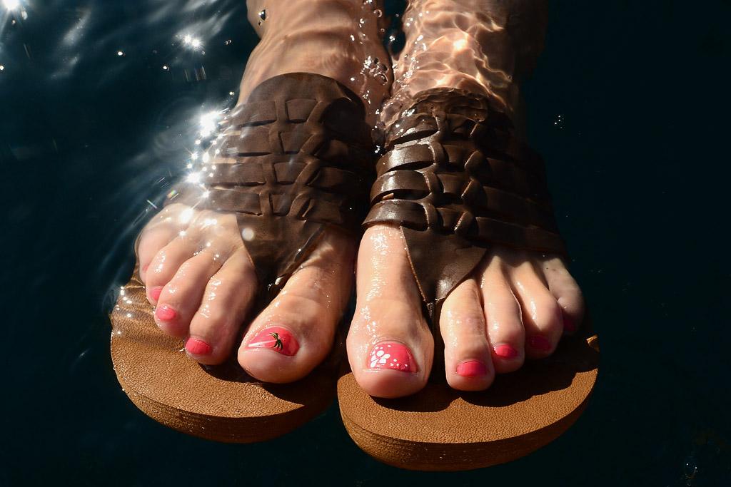 Bethany Hamilton Cobian Sandals