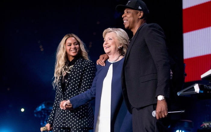 Beyonce Gets Out the Vote