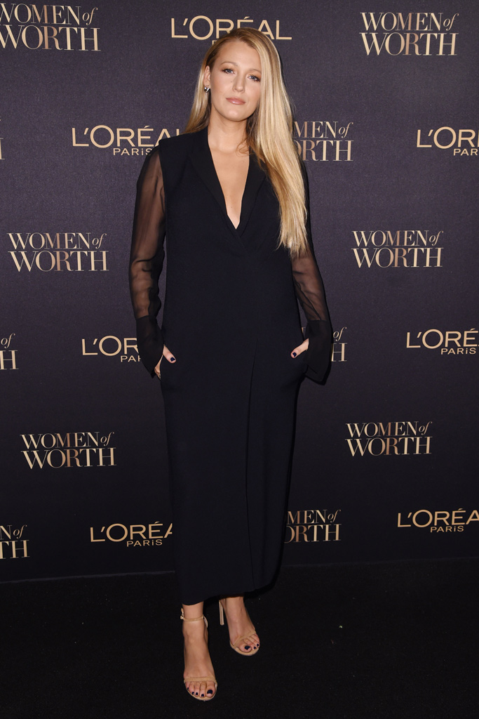 Blake Lively L'Oréal Women of Worth
