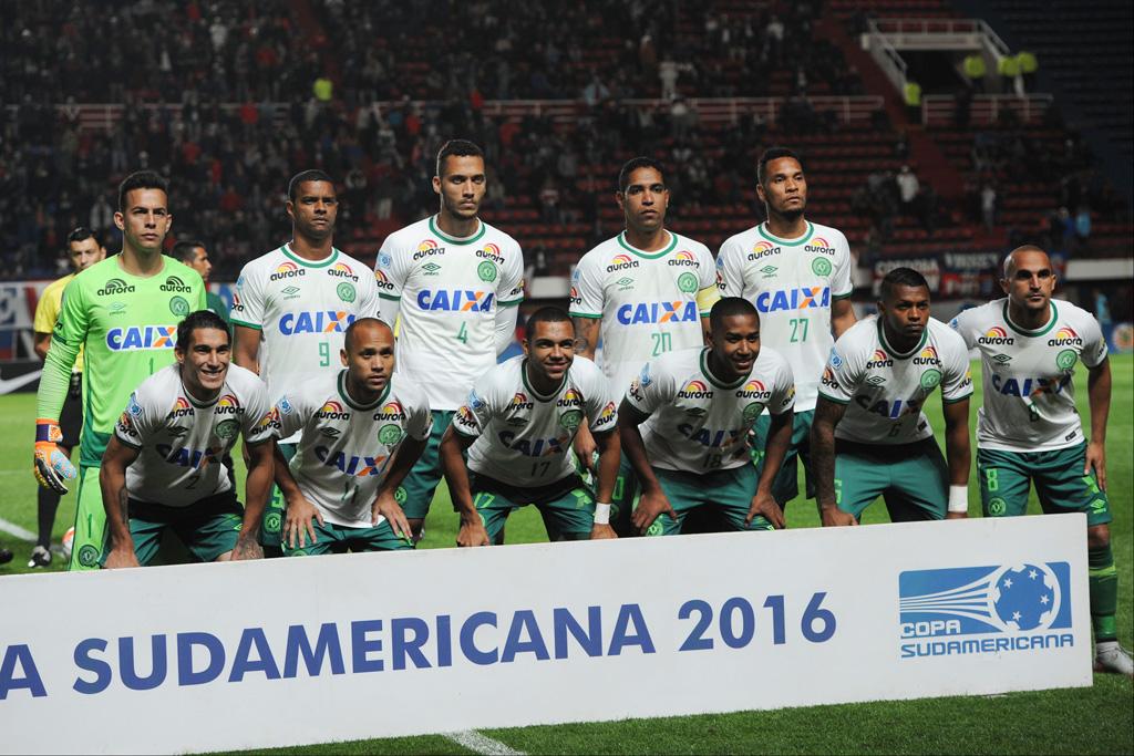 Chapecoense Buenos Aires Argentina Copa Sudamericana soccer