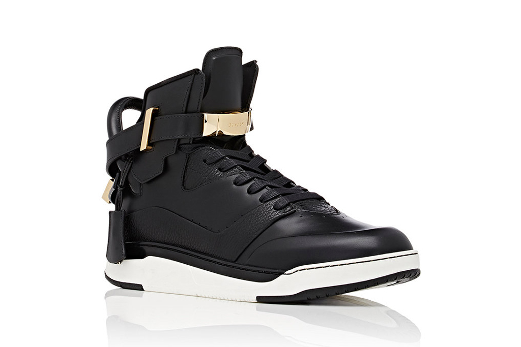 Buscemi B Court Sneakers
