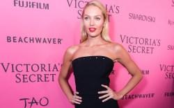 Candice Swanepoel Victoria's Secret Fashion Show
