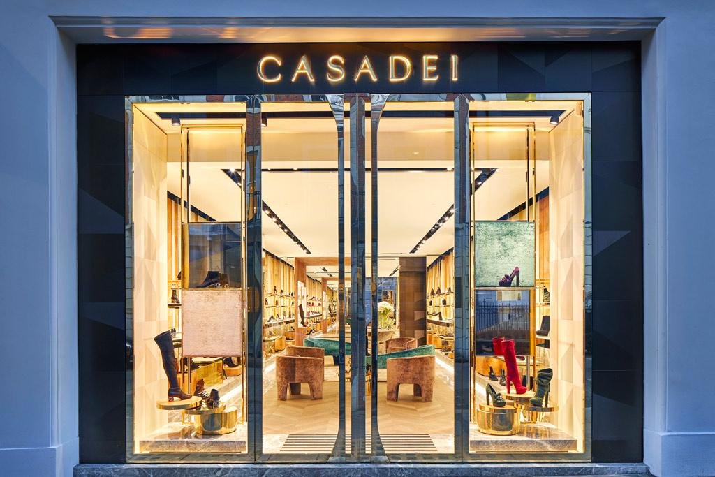 Casadei London Store