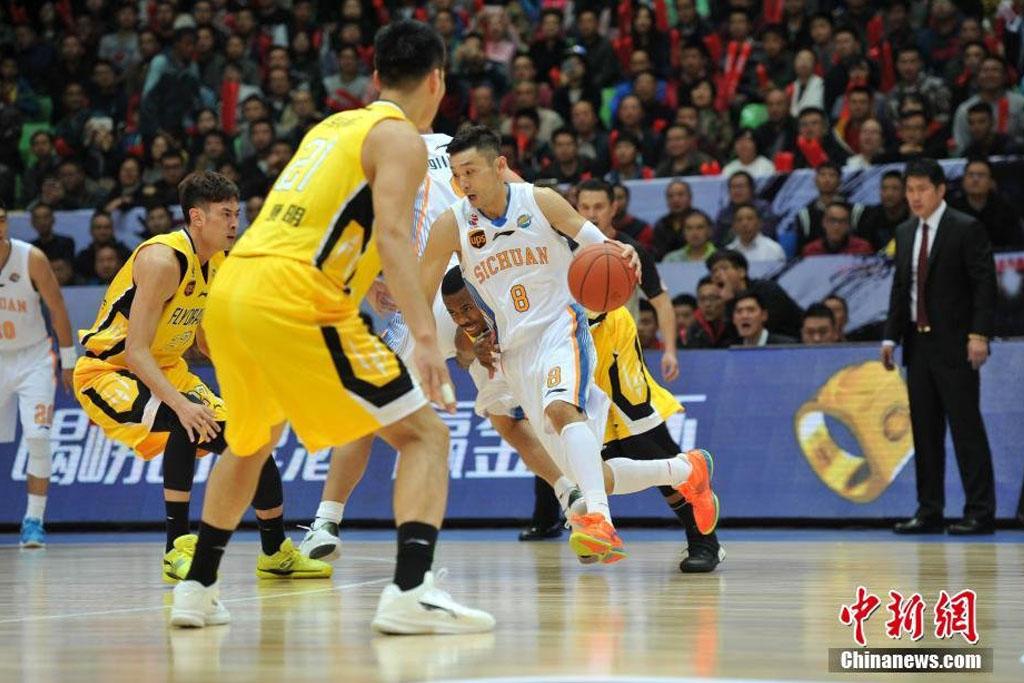 CBA Players in Li-Ning