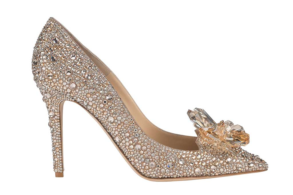 Jimmy Choo Cinderella exclusive to Printemps.