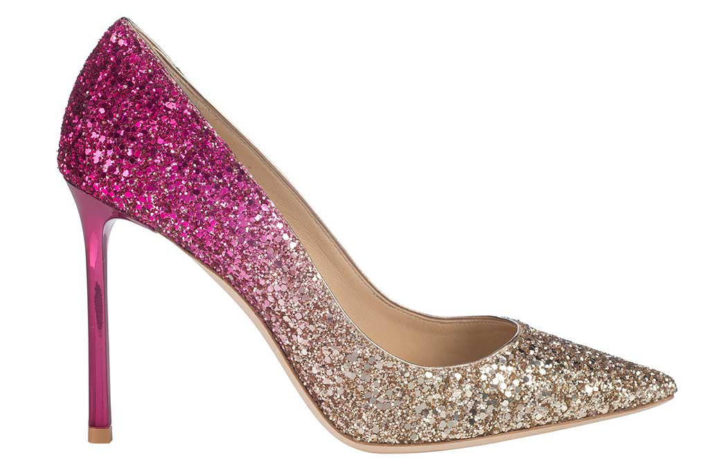 Jimmy Choo romi exclusive to Printemps.