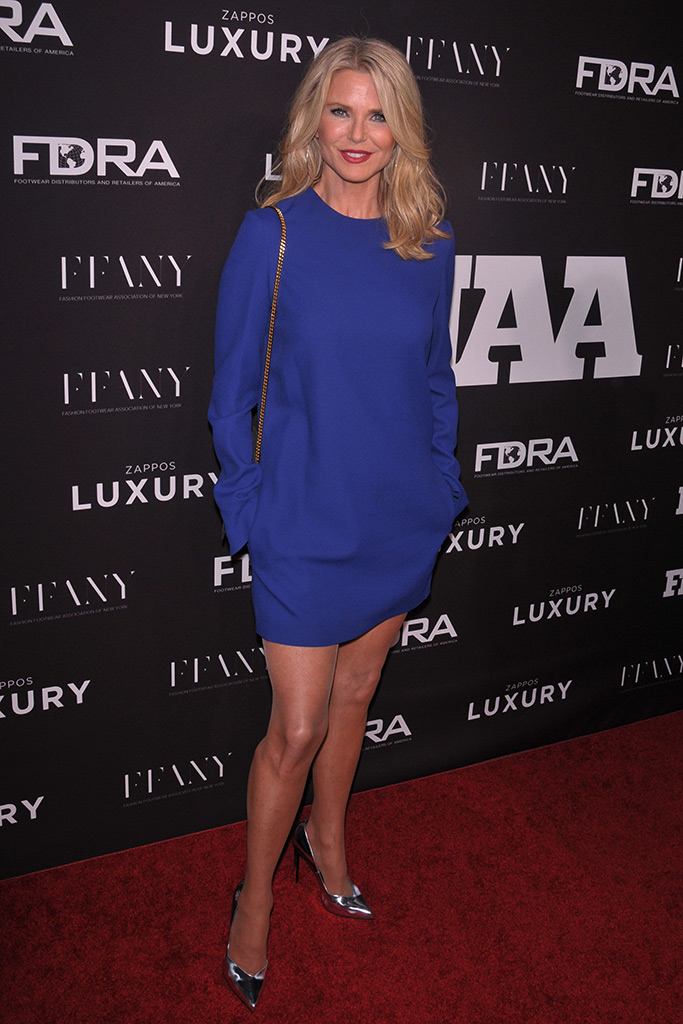 Christie Brinkley FNAA 2016