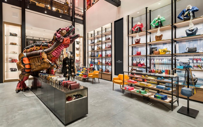 Coach House Store in New York City