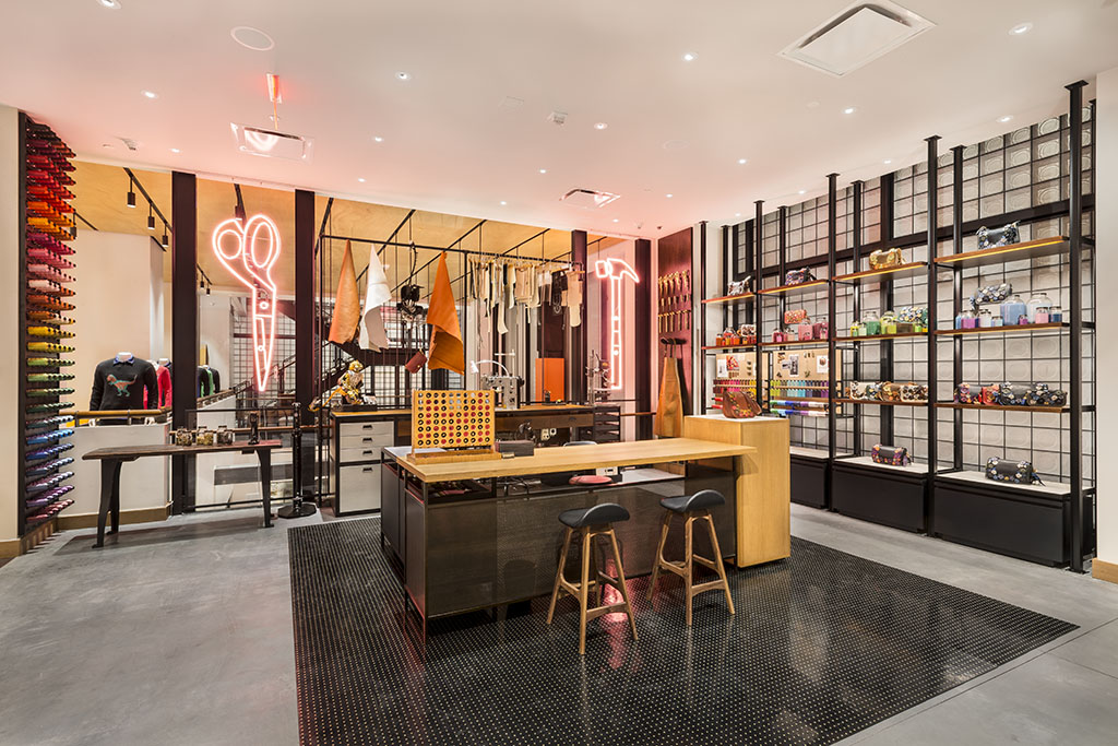 Coach House Store Opens in New York City