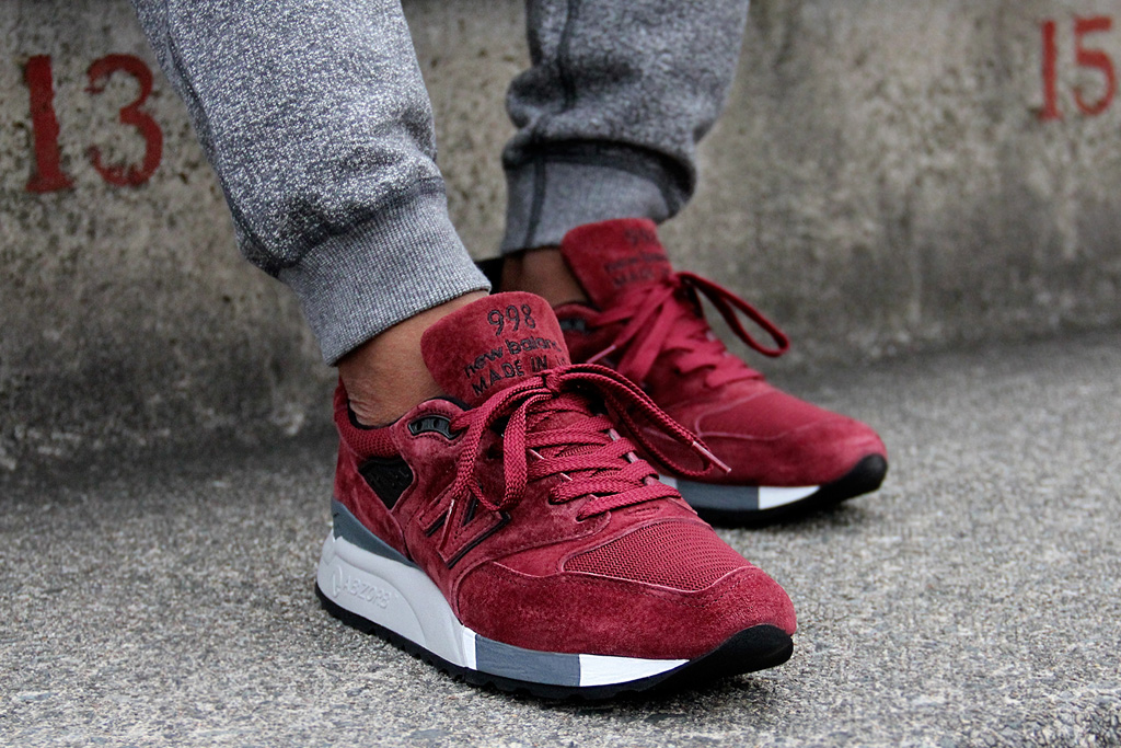 Concepts New Balance Varsity Weekend Pack