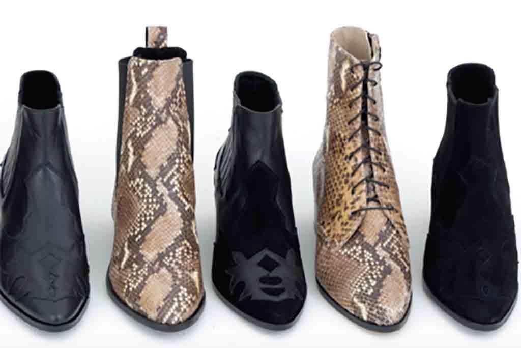 Danielle Bernstein Launches Shoe Collection