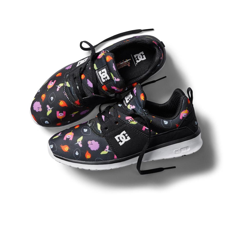 dc shoes adventure time