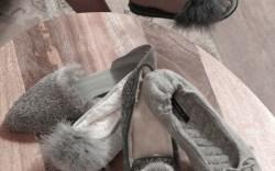 Stylish at-home mules