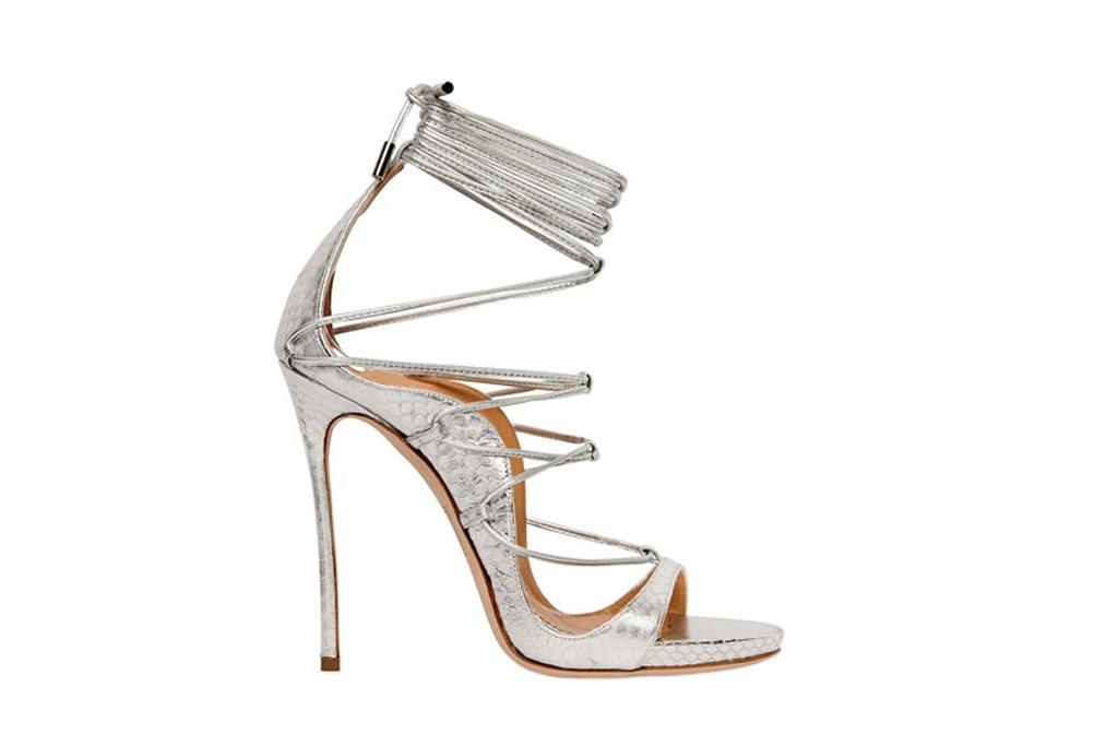 Khloe Kardashian Dsquared2 Sandals